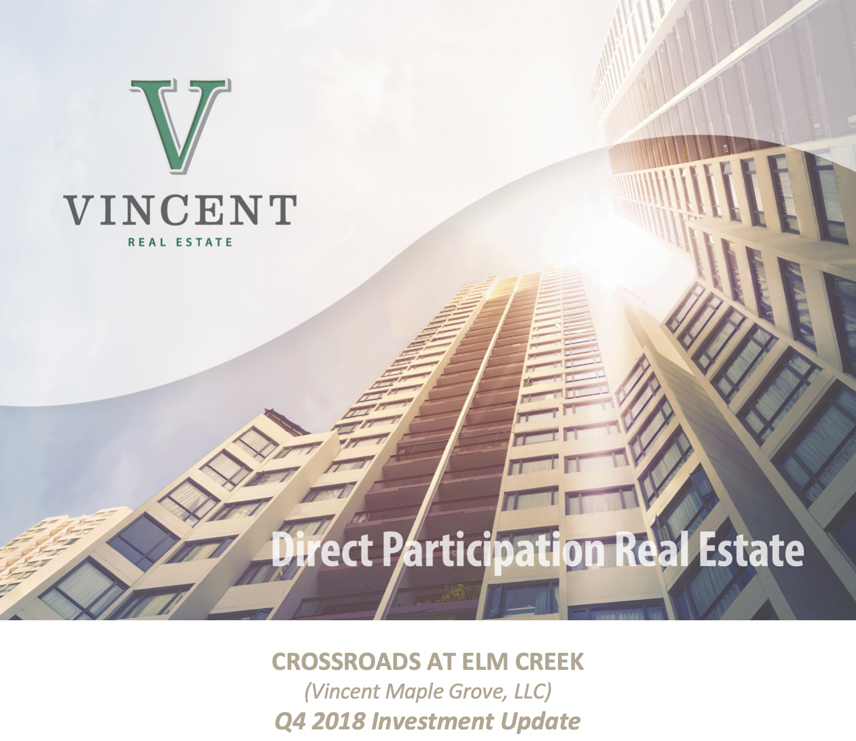 Elm Creek Apartments: Crossroads At Elm Creek (Vincent Maple Grove, LLC