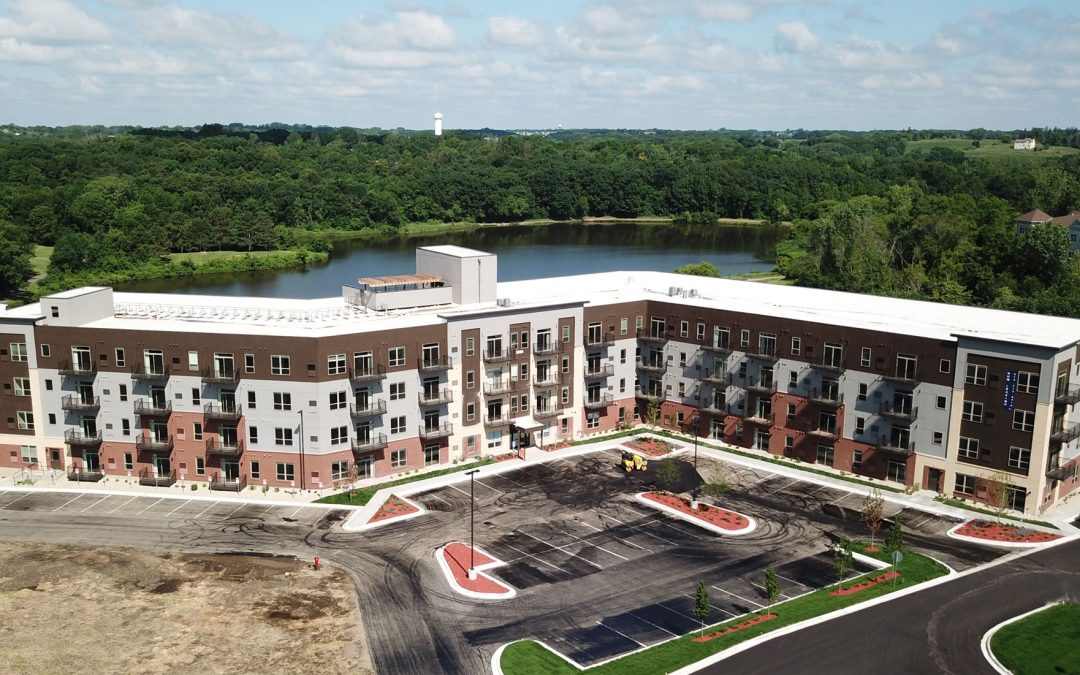 Vincent Real Estate Unveils Successful Construction Completion of Lake Jonathan Flats