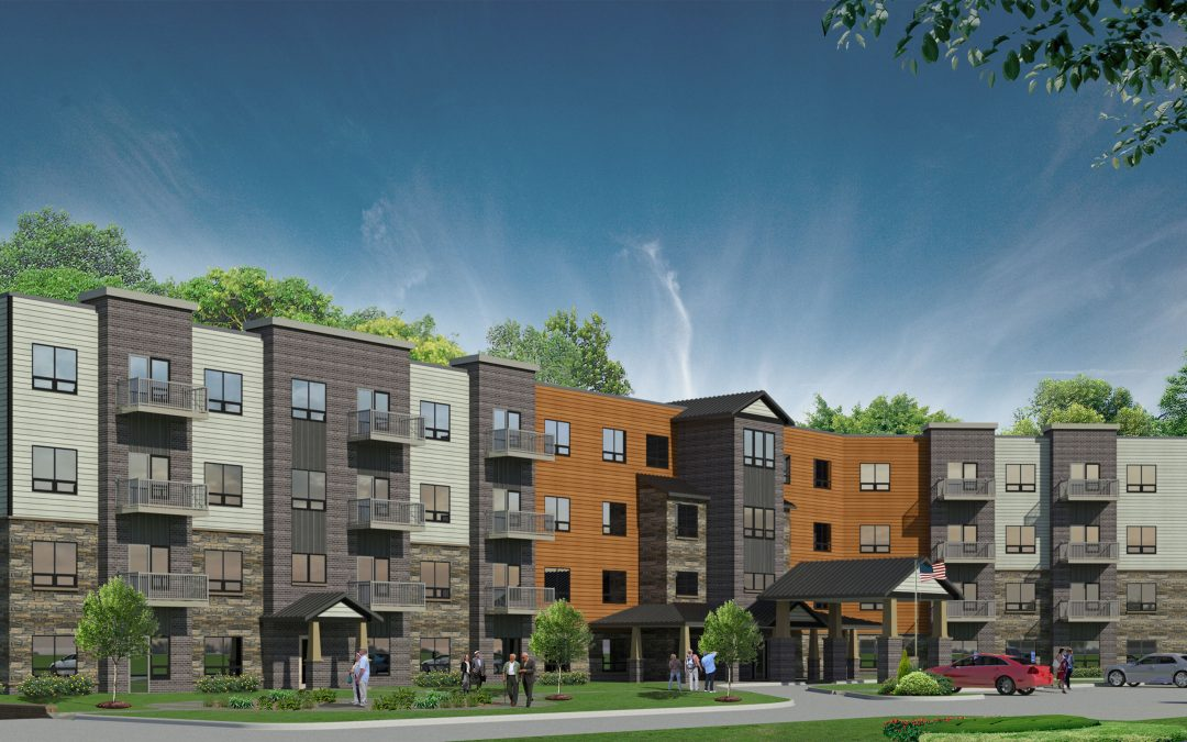 Ryan Litfin with Vincent Real Estate Announces Successful Property Launch