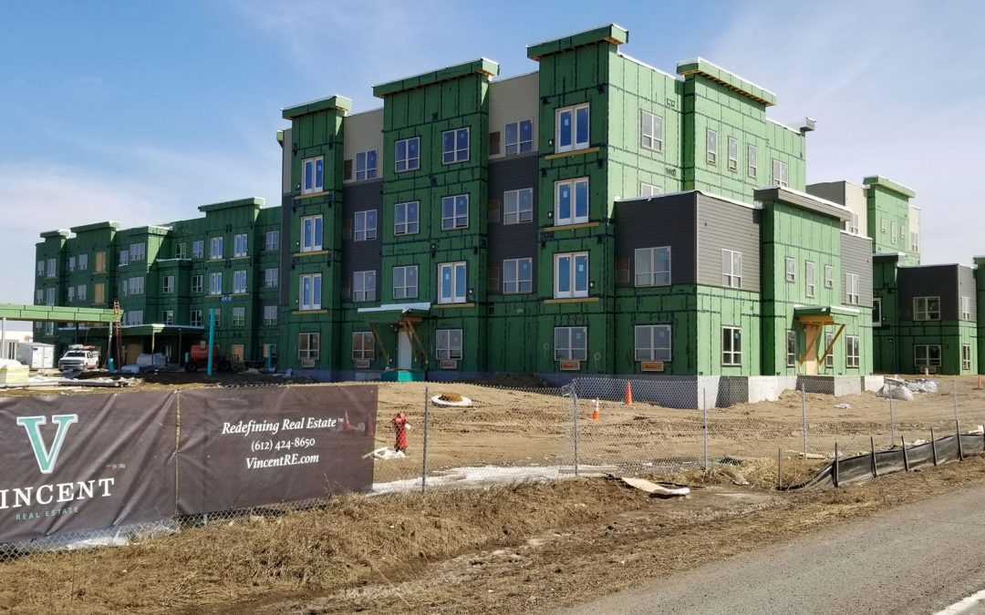 Vincent Companies saw the trend coming and got ahead of it with Urbana Senior Living & Urbana Court Apartments.