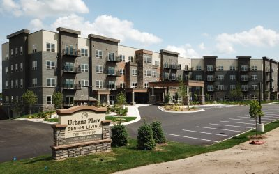 Vincent Real Estate Announces Successful Construction Completion & Opening of Urbana Place Senior Living