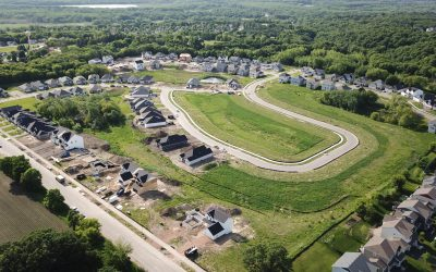 Vincent Real Estate Announces The Meadows at Spring Creek Development has Sold Out